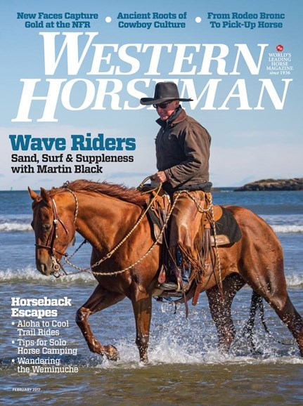 Western Horseman Cover - 2/1/2017