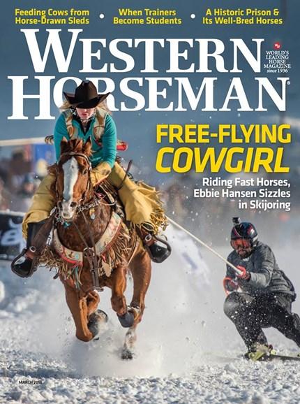 Western Horseman Cover - 3/1/2018