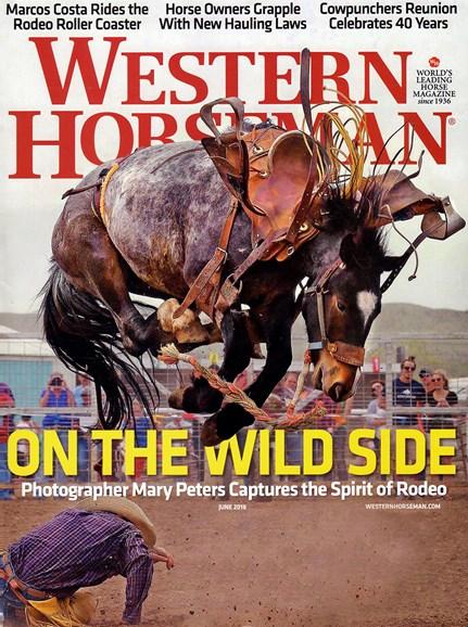 Western Horseman Cover - 6/1/2018