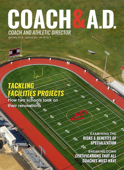 Coach & Athletic Director Cover - 4/1/2018