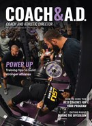 Coach and Athletic Director Magazine 2/1/2018