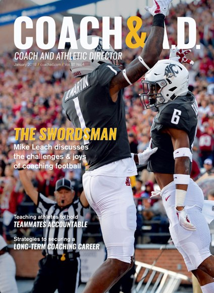 Coach & Athletic Director Cover - 1/1/2018