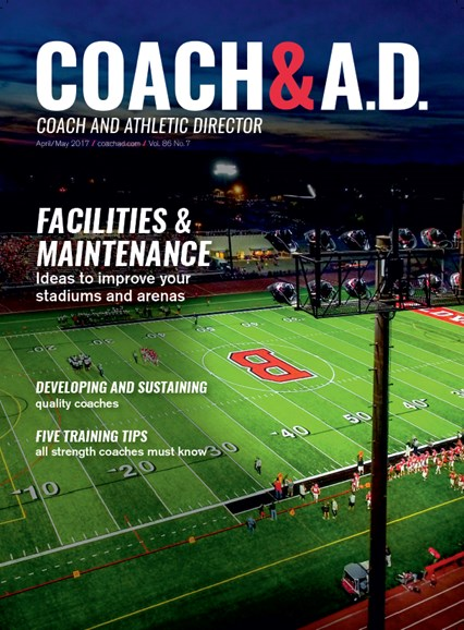 Coach & Athletic Director Cover - 4/1/2017