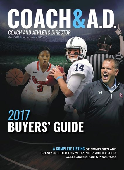 Coach & Athletic Director Cover - 3/1/2017
