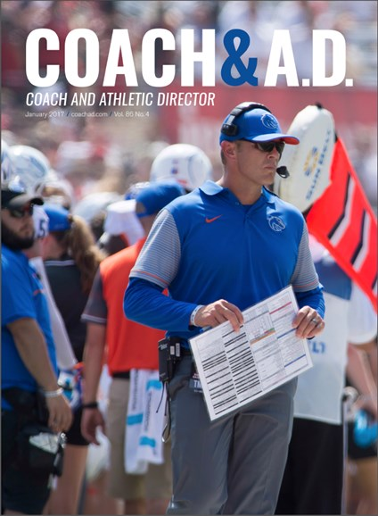 Coach & Athletic Director Cover - 1/1/2017