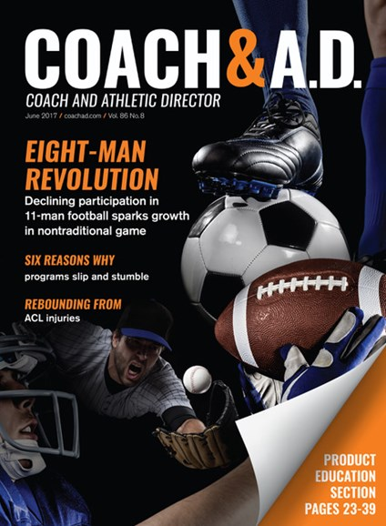 Coach & Athletic Director Cover - 6/1/2017