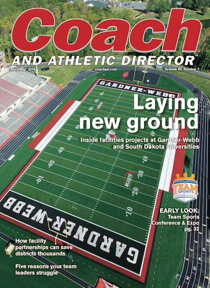 Coach & Athletic Director Cover - 4/1/2016