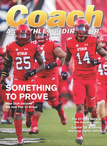 Coach & Athletic Director Cover - 1/1/2016