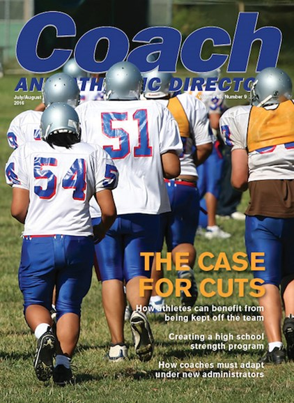 Coach & Athletic Director Cover - 7/1/2016