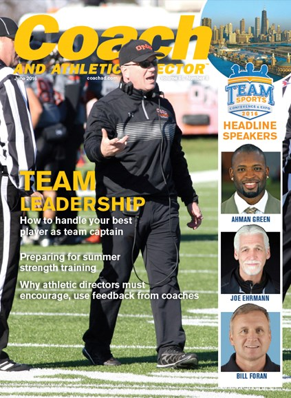 Coach & Athletic Director Cover - 6/1/2016