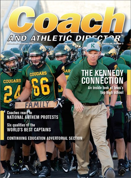 Coach & Athletic Director Cover - 11/1/2016