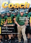 Coach and Athletic Director Magazine 11/1/2016