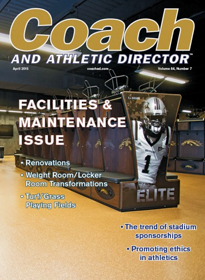 Coach & Athletic Director Cover - 4/1/2015