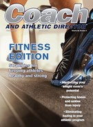 Coach and Athletic Director Magazine 2/1/2015