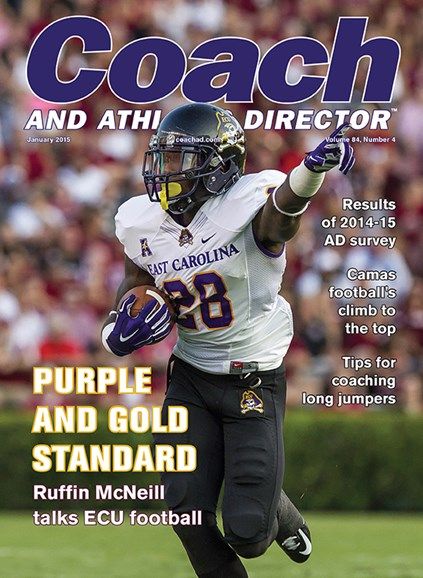 Coach & Athletic Director Cover - 1/1/2015