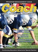 Coach and Athletic Director Magazine 7/1/2015