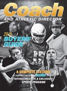 Coach and Athletic Director Magazine 3/1/2015