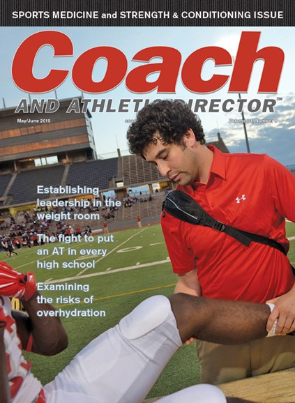 Coach & Athletic Director Cover - 5/1/2015