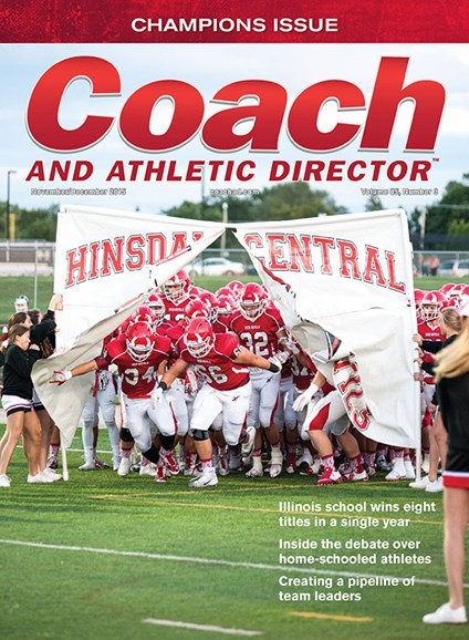 Coach & Athletic Director Cover - 11/1/2015