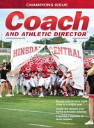 Coach and Athletic Director Magazine 11/1/2015