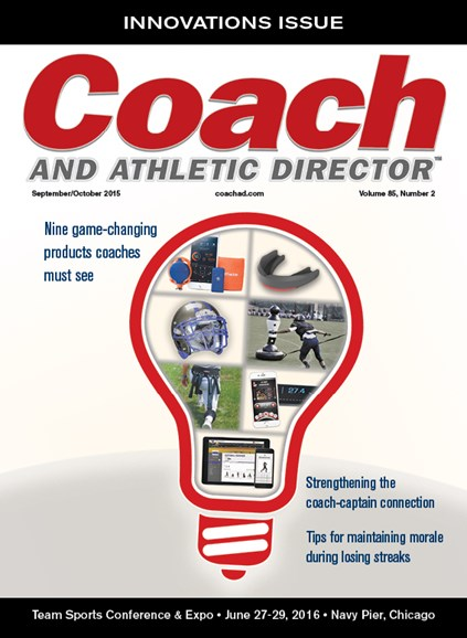 Coach & Athletic Director Cover - 9/1/2015