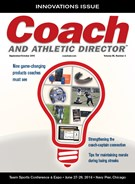 Coach and Athletic Director Magazine 9/1/2015
