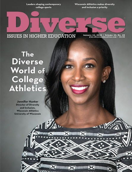 Diverse: Issues In Higher Education Cover - 1/11/2018