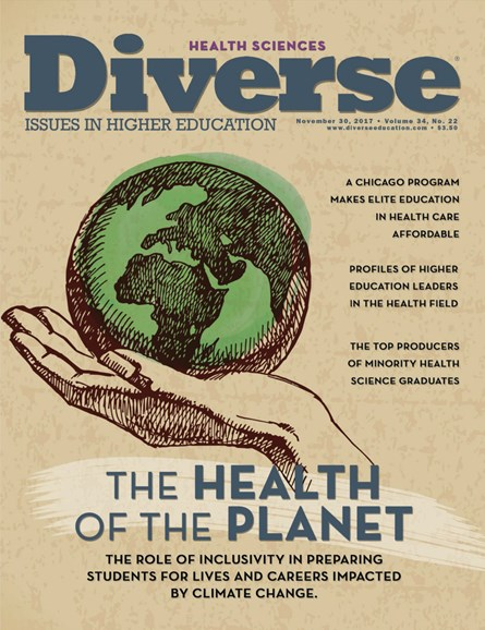 Diverse: Issues In Higher Education Cover - 11/30/2017