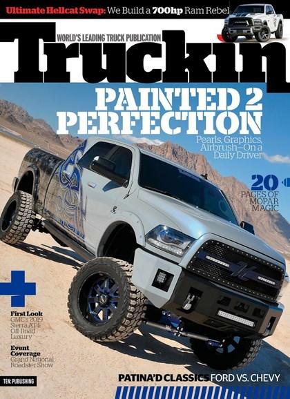 Truckin' Cover - 8/9/2018