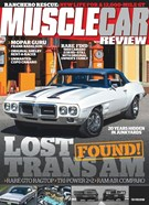 Muscle Car Review Magazine 8/1/2018