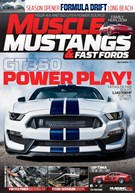 Muscle Mustangs & Fast Fords Magazine 9/1/2018