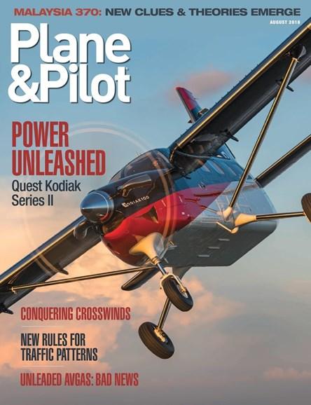 Plane & Pilot Cover - 8/1/2018