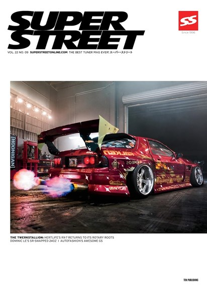 Super Street Cover - 9/1/2018