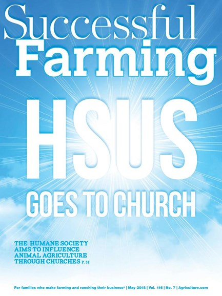 Successful Farming Cover - 5/1/2018