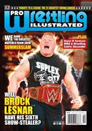 Pro Wrestling Illustrated 10/1/2018