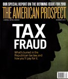The American Prospect Magazine 7/1/2018