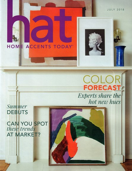 Home Accents Today Cover - 7/1/2018