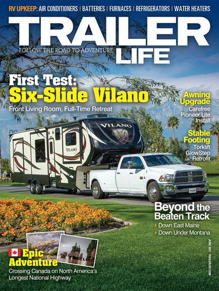Trailer Life Cover - 6/1/2017