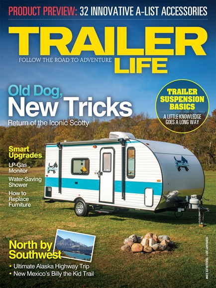 Trailer Life Cover - 2/1/2017