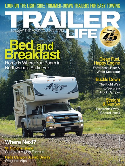Trailer Life Cover - 12/1/2016
