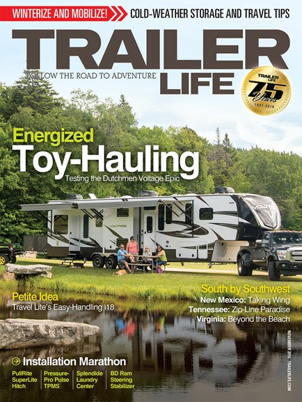 Trailer Life Cover - 11/1/2016