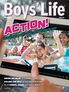 Boy's Life Magazine 6/1/2017