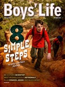 Boy's Life Magazine 10/1/2017