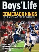 Boy's Life Magazine 9/1/2017