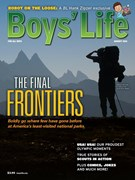 Boy's Life Magazine 8/1/2016