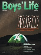 Boy's Life Magazine 10/1/2016