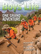 Boy's Life Magazine 5/1/2016