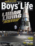 Boy's Life Magazine 9/1/2015
