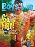 Boy's Life Magazine 4/1/2014