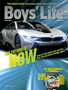 Boy's Life Magazine 10/1/2014